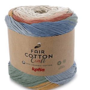 Fair Cotton Wolle