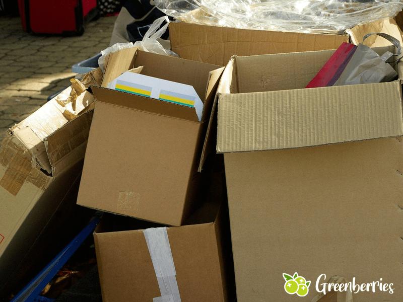 Pakete sammeln