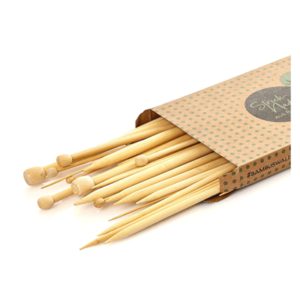 Stricknadeln aus Bambus