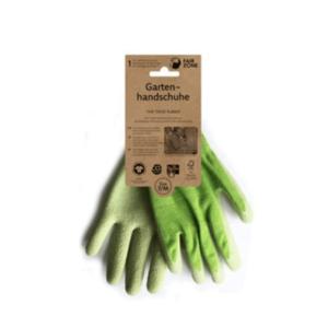 plastikfreie Gartenhandschuhe