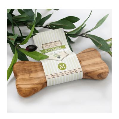 Hundeknochen-aus-Olivenholz
