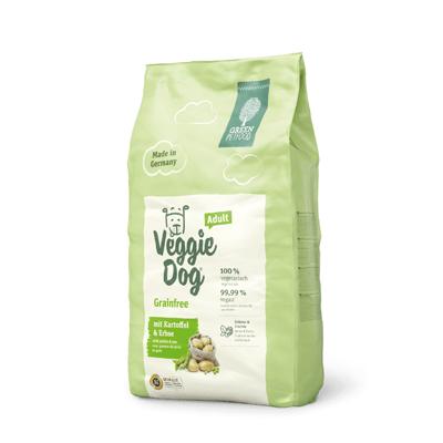 vegetarisches-Hundefutter