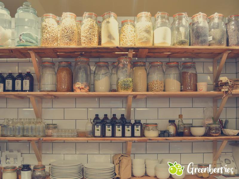 plastikfreie Küche - unverpackt einkaufen