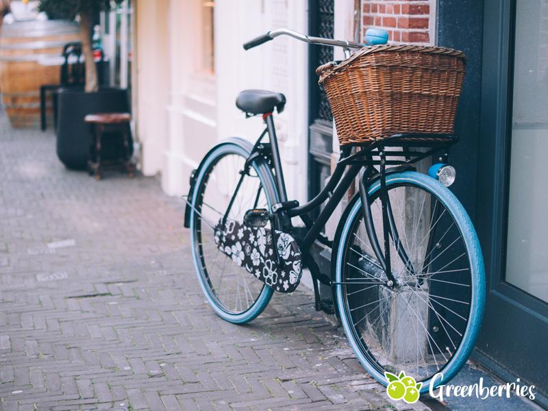 Nachhaltige Vorsätze - Mehr Fahrrad fahren